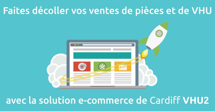 site ecommerce VHU PRE
