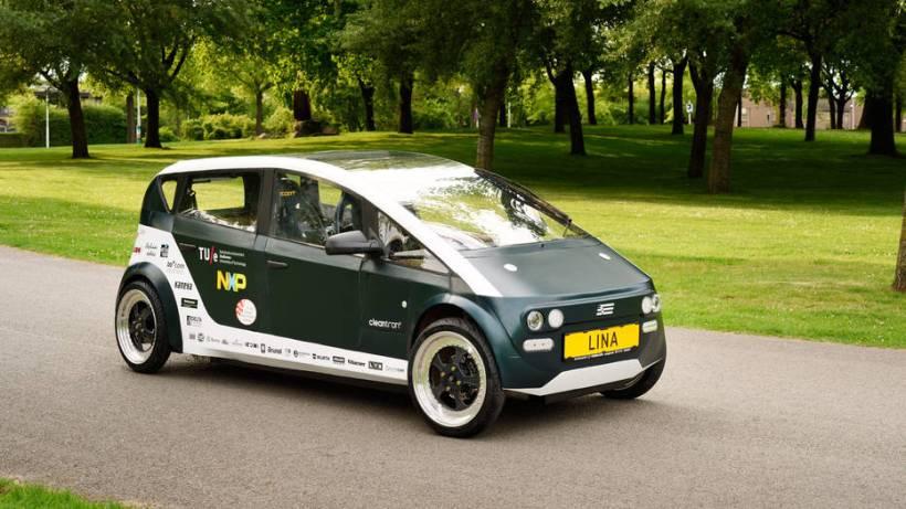 voiture biodégradable